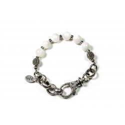 Bracelet Nacre et chaine