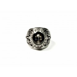 """Bague américaine U.S. ARMY """"The Ghost"""" cristal By BPC"""