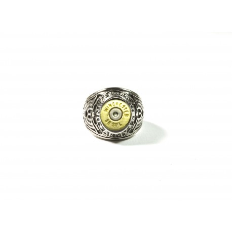 """Bague américaine U.S. ARMY """"Winchester 38 SPECIAL"""" By BPC"""