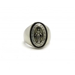 """Bague chevaliere """"The Holy Ring"""""""