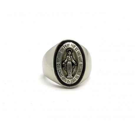 "Bague chevaliere ""The Holy Ring"""