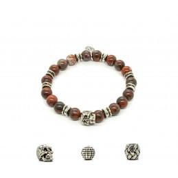 Poppy Jasper bracelet