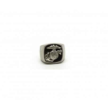 "Signet ring ""USMC"""