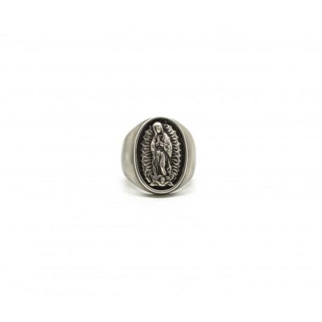 """Signet ring """"Santa María de Guadalupe"""""""